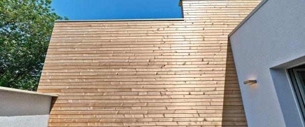bardage facade bois