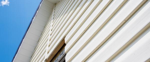 bardage horizontale PVC