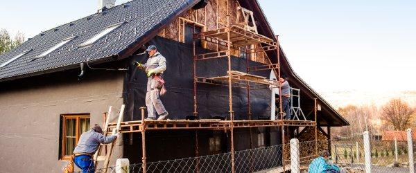 isolation facade prix