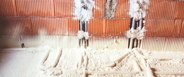 mousse isolante polyuréthane
