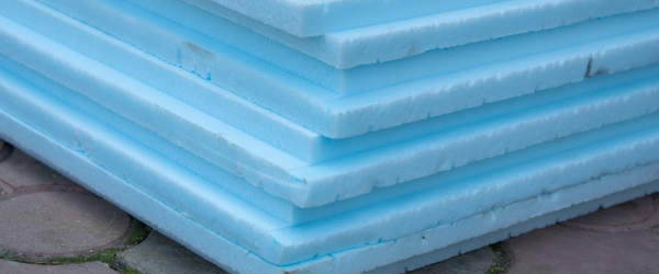 polystyrene extrude