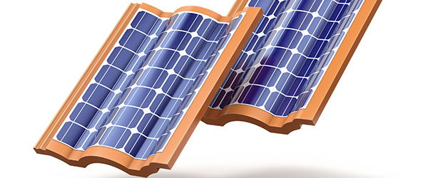 tuile solaire